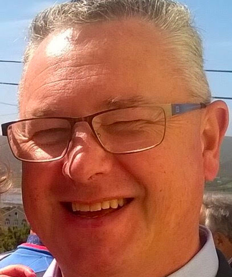 David O'Farrell